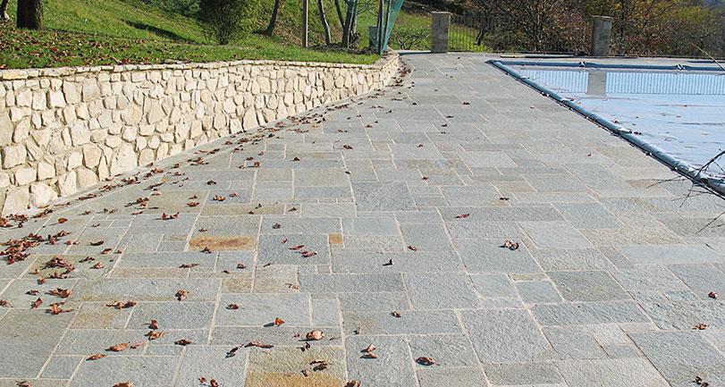 Pavimento In Pietra Di Luserna : Homepage schenatti srl real stone covering