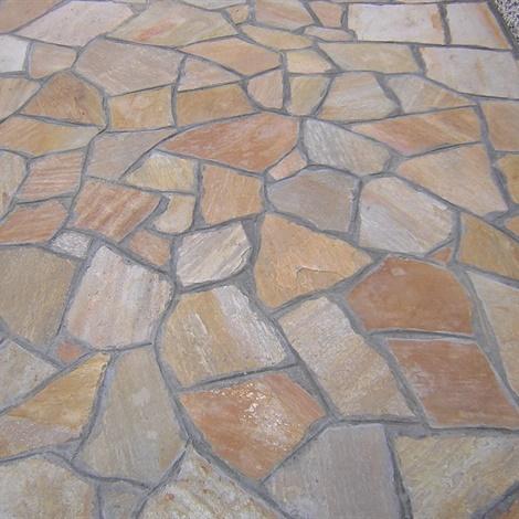 Quarzite pavimenti schenatti srl real stone covering for Materiale per mattonelle
